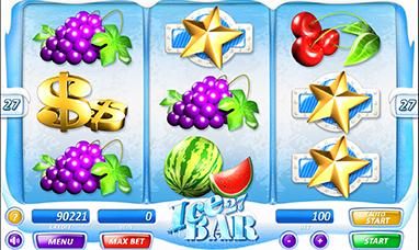 ICE BAR 27