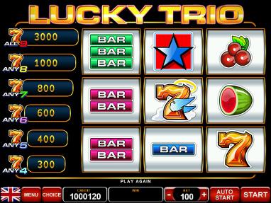 Lucky Trio