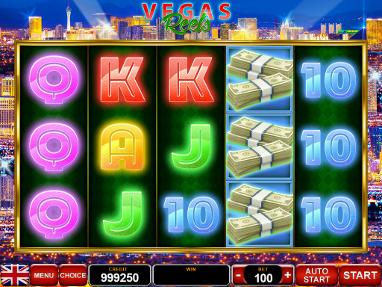Vegas Reels
