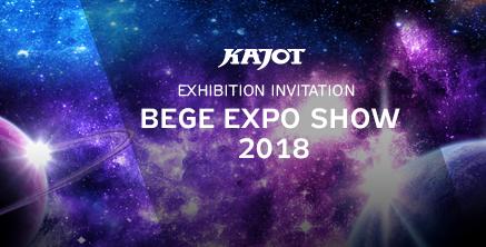 KAJOT vă invită la BEGE